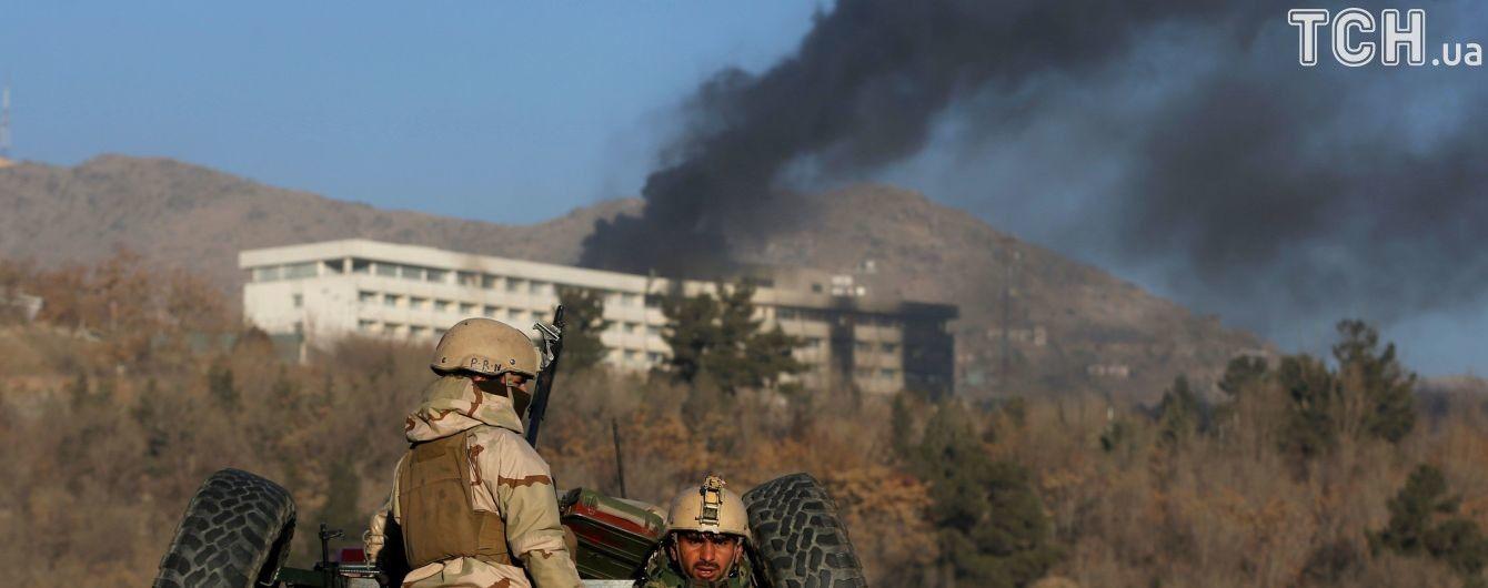 Из отеля в Кабуле спасено 19 украинцев - посол