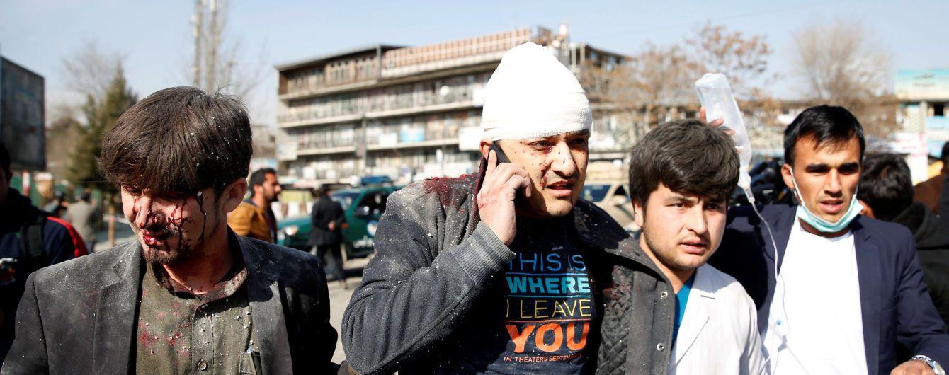 СМИ: неизвестные напали на военную академию в Кабуле: слышны звуки взрывов