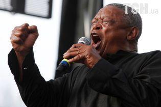 Умер легенда южноафриканского джаза Хью Масекела