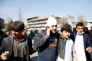 ЗМІ: невідомі напали на військову академію в Кабулі: чути звуки вибухів