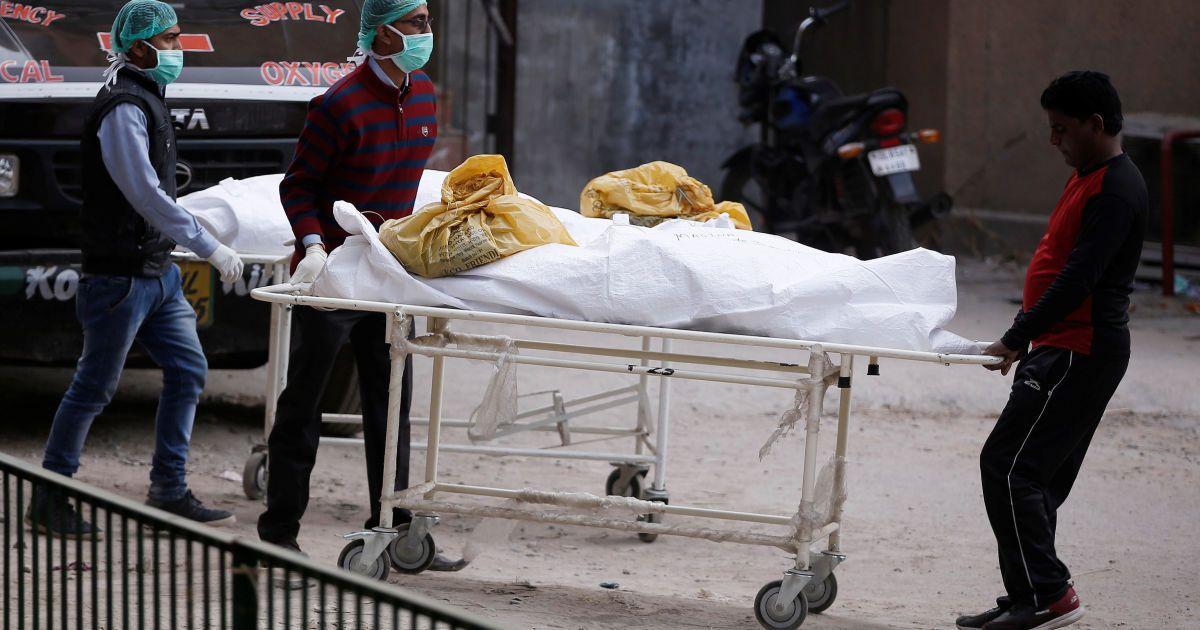В Индии около 20 человек сгорели во время пожара на складе - Мир - TCH.ua