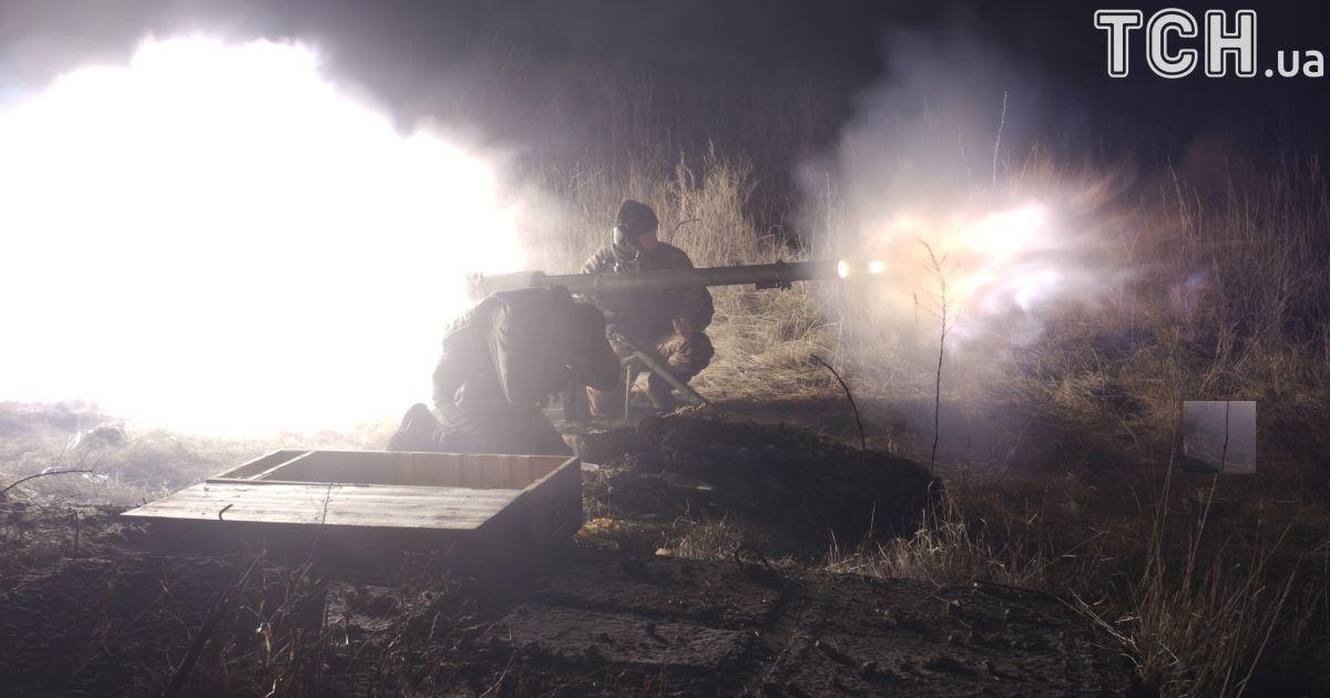 Боевики строят подземные крепости, а под Горловкой ВСУ занимают позиции террористов