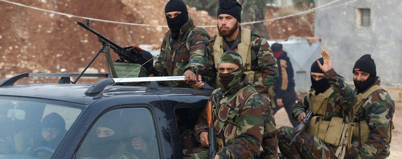 Сирийская головоломка в инфографике: кто с кем воюет в жестокой войне на Ближнем Востоке
