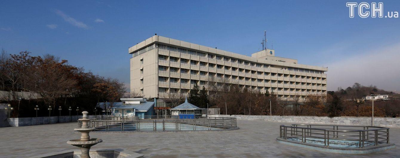 Терористи напали на готель у Кабулі, де тривала IT-конференція