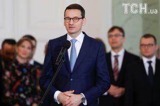 """Российский """"Северный поток-2"""" является очень опасным для Балтии - премьер-министр Польши"""