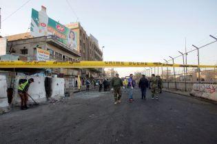 Смертники совершили теракт в Багдаде: десятки погибших и более полусотни раненых