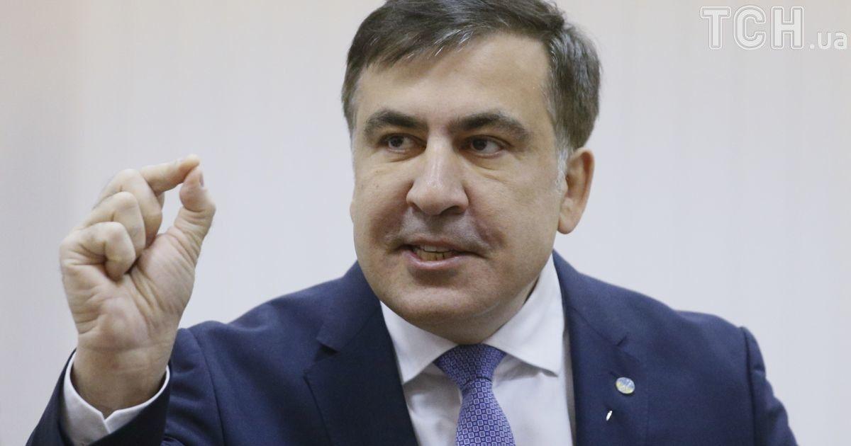 Спецназовцы хотели задержать Саакашвили, однако покинули отель - Деревянко