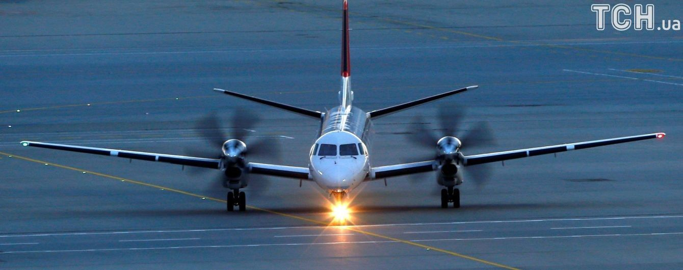 Омелян пообещал за два года построить современный аэропорт между Днепром и Запорожьем