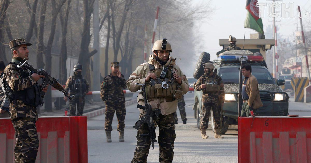 В Кабуле произошел мощный взрыв - СМИ