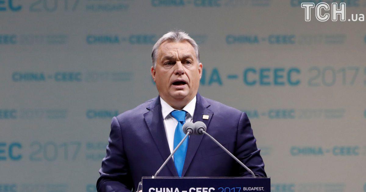 """Орбан объявил о завершении """"эры газовой монополии"""" России в Венгрии"""