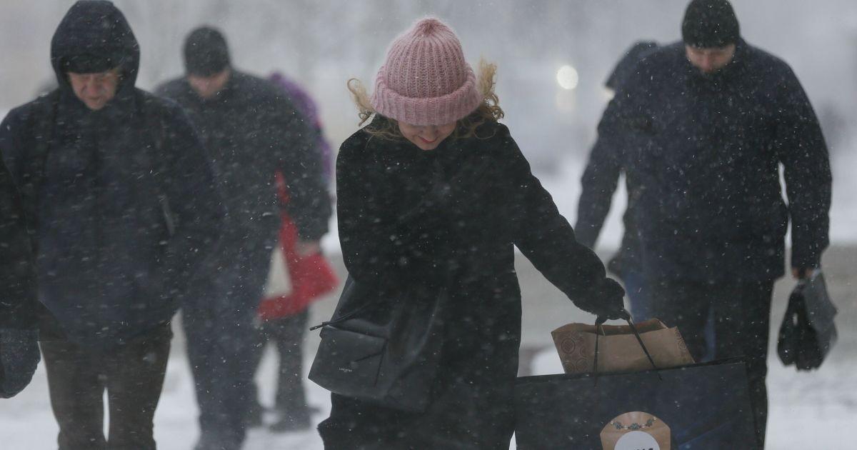 Украинские синоптики объявили штормовое предупреждение