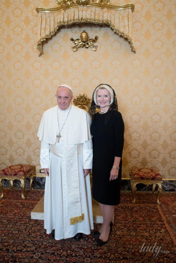 Посол США в Ватикане Каллиста Гингрич_3