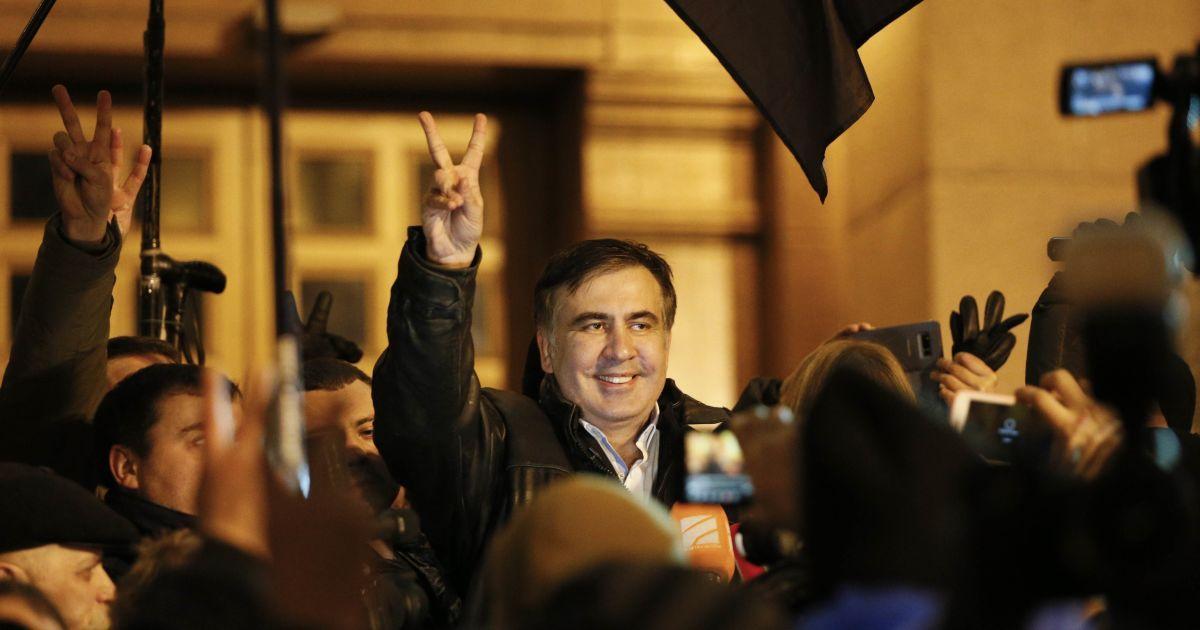 Любое выдворение или экстрадиция Саакашвили являются незаконными – РНС