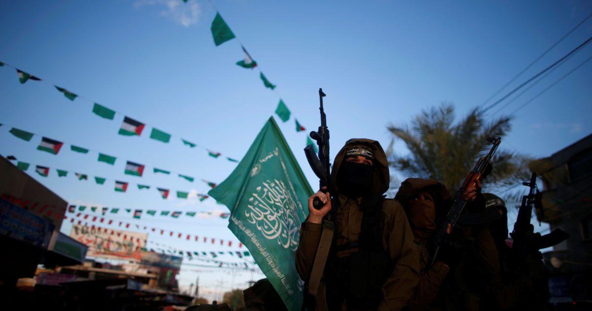 Протесты палестинцев @ Reuters