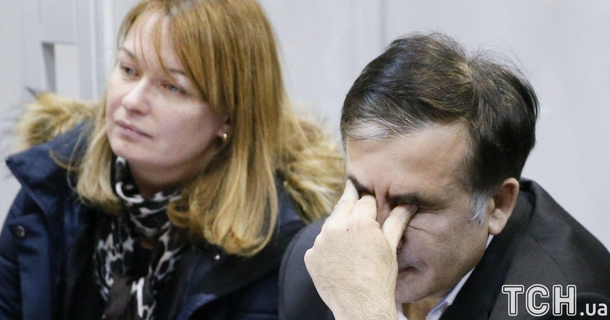 В авиакомпании отрицают, что Саакашвили вывезли в Варшаву их чартером
