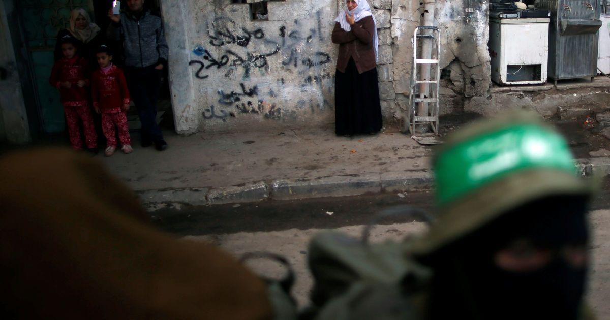 Протести палестинців @ Reuters