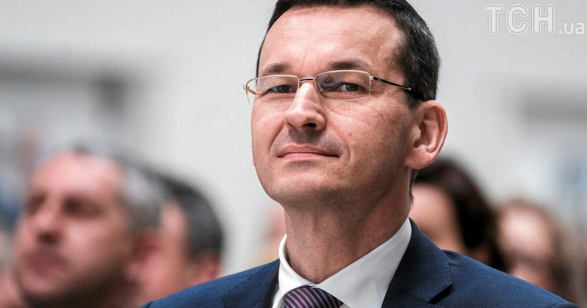 """Польский премьер объяснил, зачем нужен закон о запрете """"бандеровской идеологии"""""""