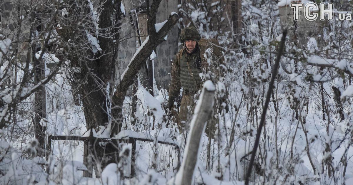 На Донбассе погиб украинский военный. Сводка ООС