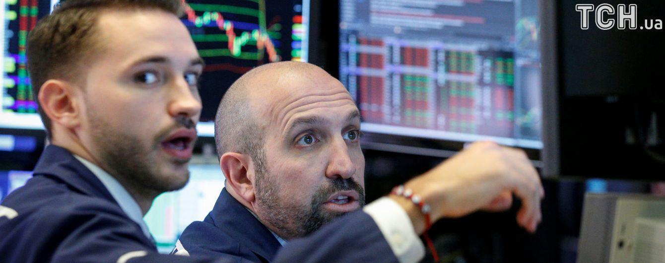 Биржевые качели. После стремительного падения на фондовом рынке США зафиксировали рекорд роста