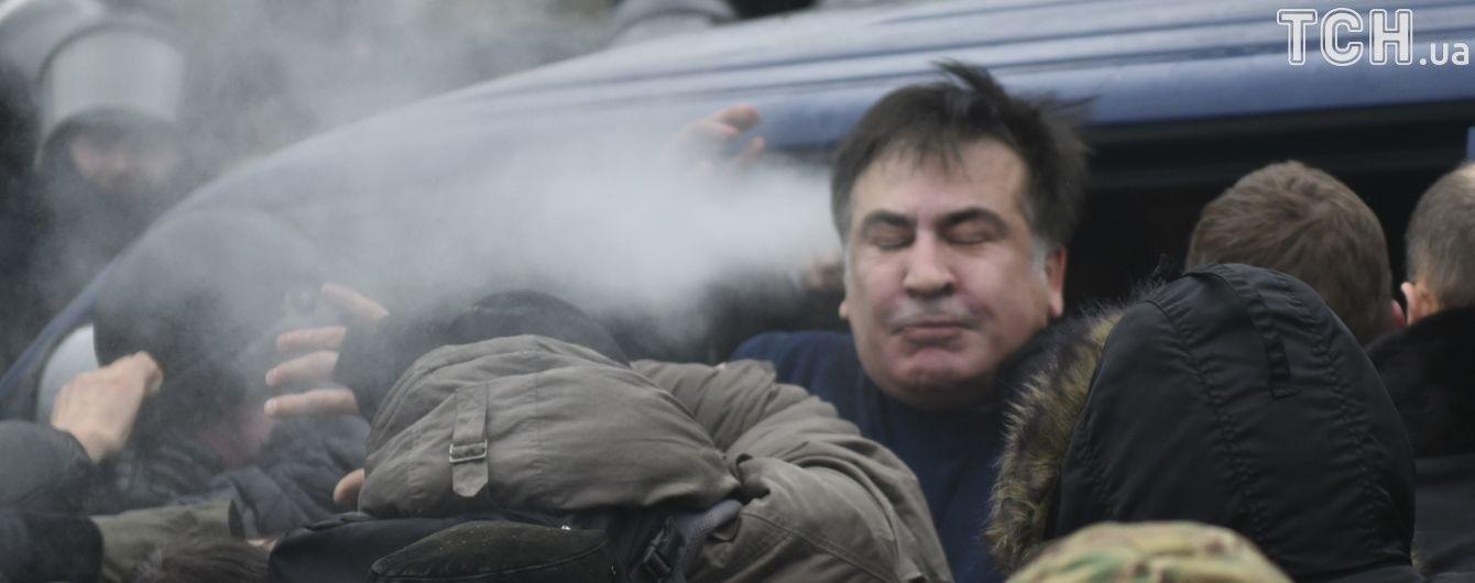 Мама Саакашвілі розкритикувала українську владу через затримання сина