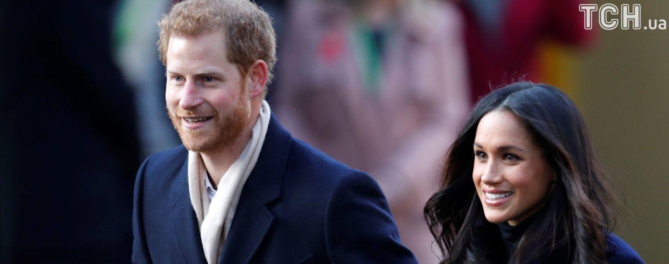 Кенсінгтонський палац повідомив, які обручки будуть у Меган Маркл та принца Гаррі