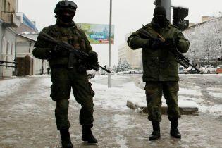 """В окупованому Луганську озброєні бойовики не дали ОБСЄ оглянути фури з """"гуманітарною допомогою РФ"""""""