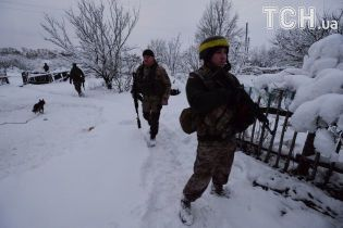 Протягом дня бойовики на Донбасі тричі обстріляли позиції Об'єднаних сил