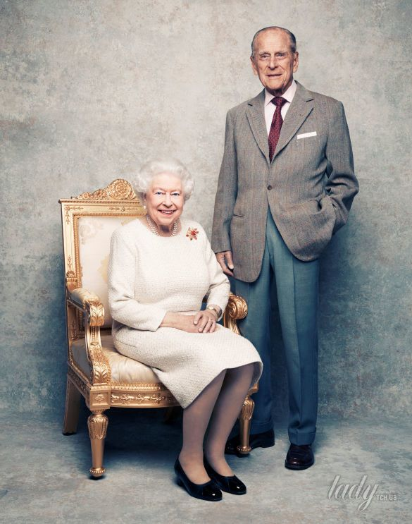 Королева Елизавета II и принц Филип _1