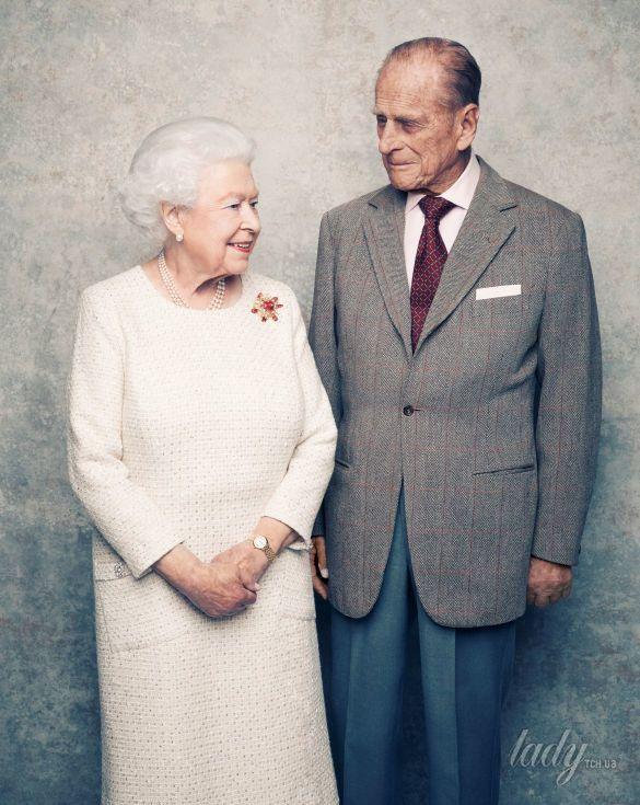 Королева Елизавета II и принц Филип _3