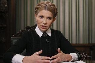 В любимом наряде: Юлия Тимошенко продемонстрировала элегантный образ