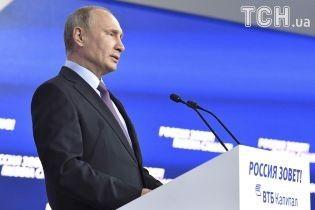 Путін вважає звинувачення щодо допінгу пов'язаними з президентськими виборами в Росії