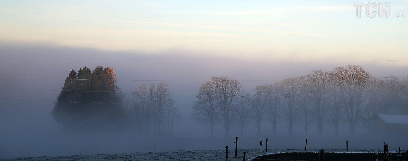 Туман призупинив роботу Керченської поромної переправи