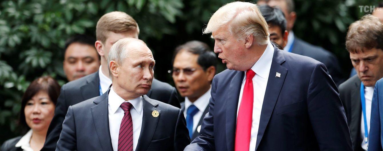 Трамп подчеркнул уверенность во вмешательстве России в выборы в США