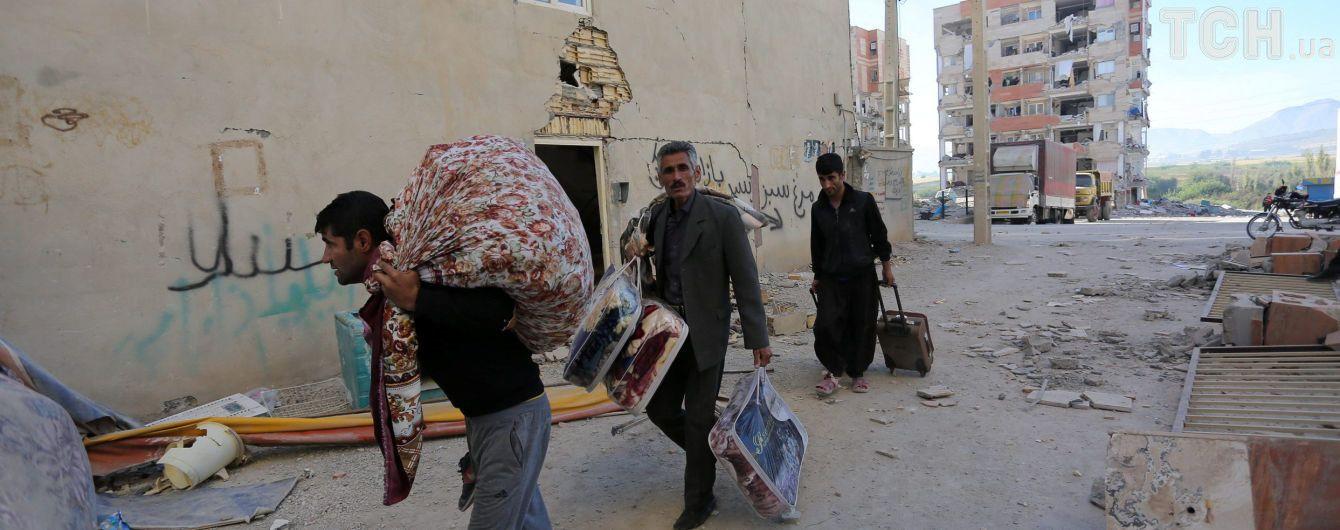 В Ірані стався потужний землетрус