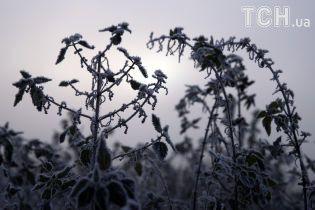 Синоптики попереджають українців про сильні заморозки. Прогноз погоди на 18 листопада