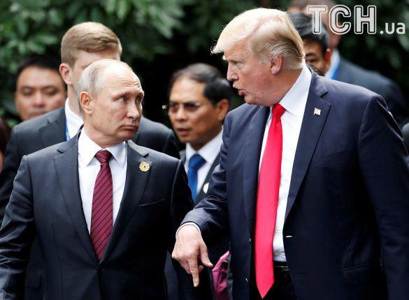 Трамп, Путін у В'єтнамі_6