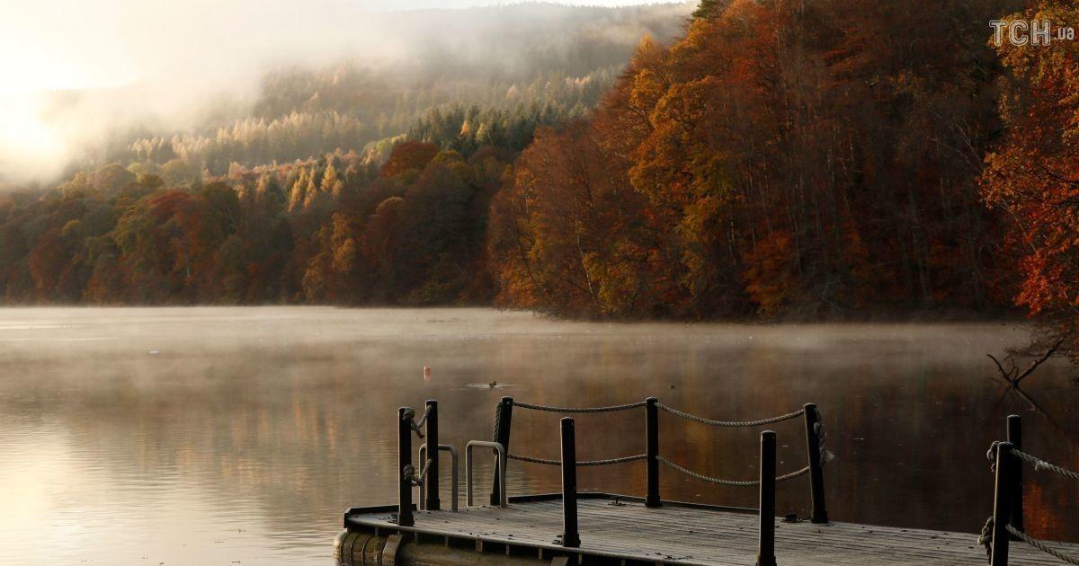 Найближчі дні будуть без дощів, але похолодає. Прогноз погоди на 2-6 листопада
