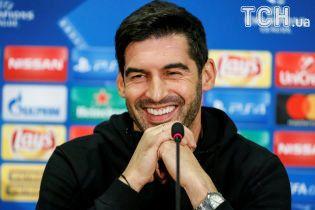 """Тренер """"Шахтера"""" вырядится в костюм Зорро, если комада выйдет в плей-офф Лиги чемпионов"""