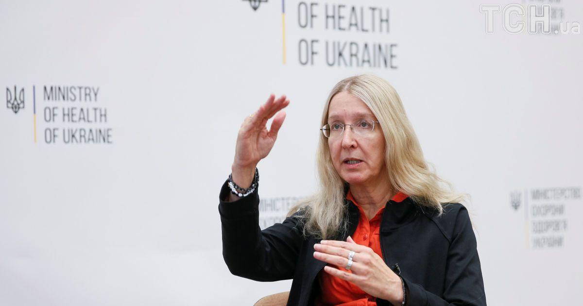 В Украине за полгода заболели корью около 6,5 тысяч человек - Супрун