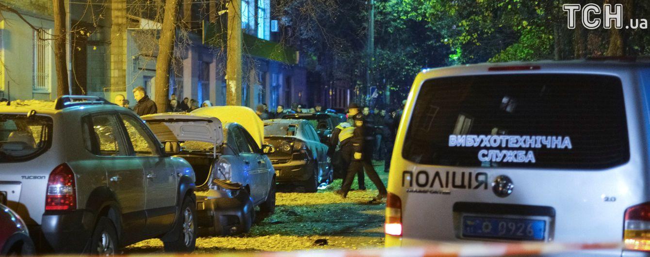 В результате теракта против Мосийчука погиб случайный прохожий