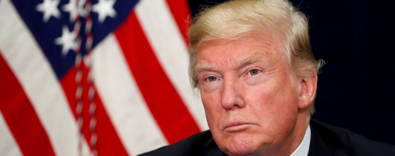 Рейтинг Трампа досягнув рекордного мінімуму