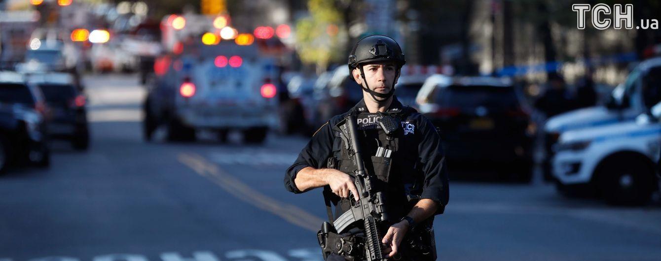 ФБР розшукало другого підозрюваного у справі у теракт в Нью-Йорку