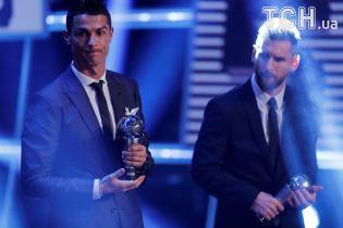 Десятка топових. ФІФА назвала претендентів на звання супергравець року
