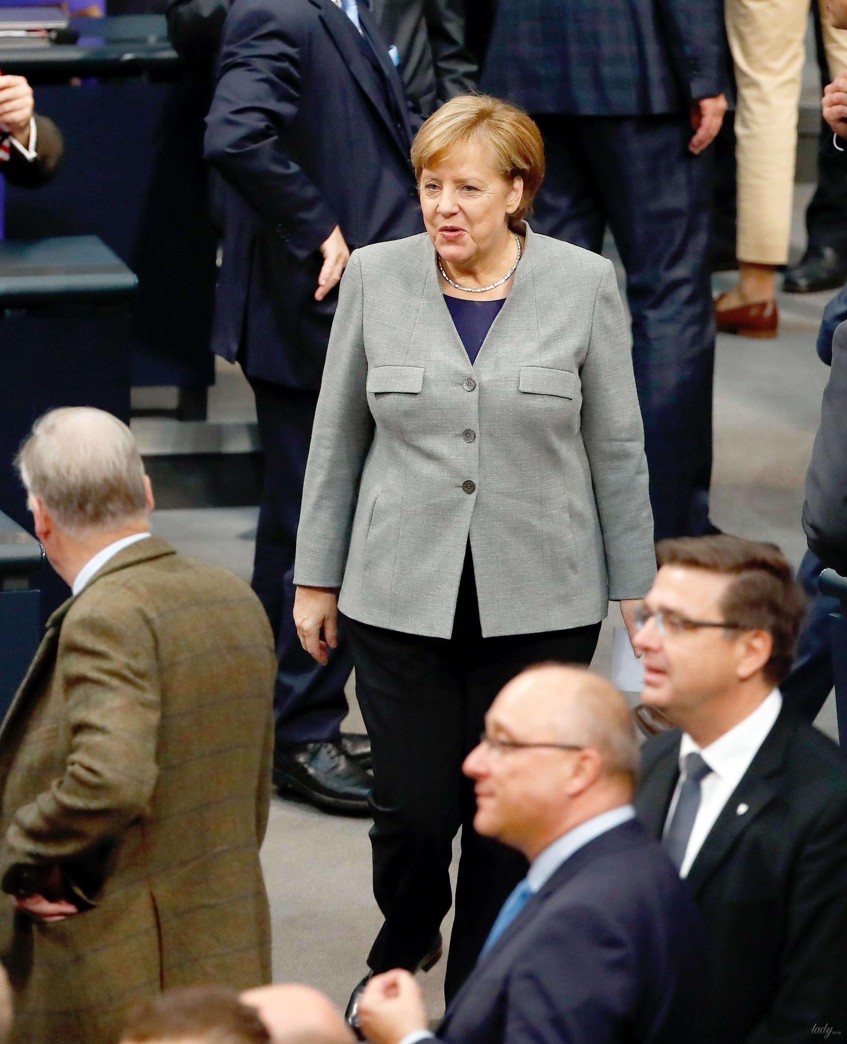Ангела Меркель _1