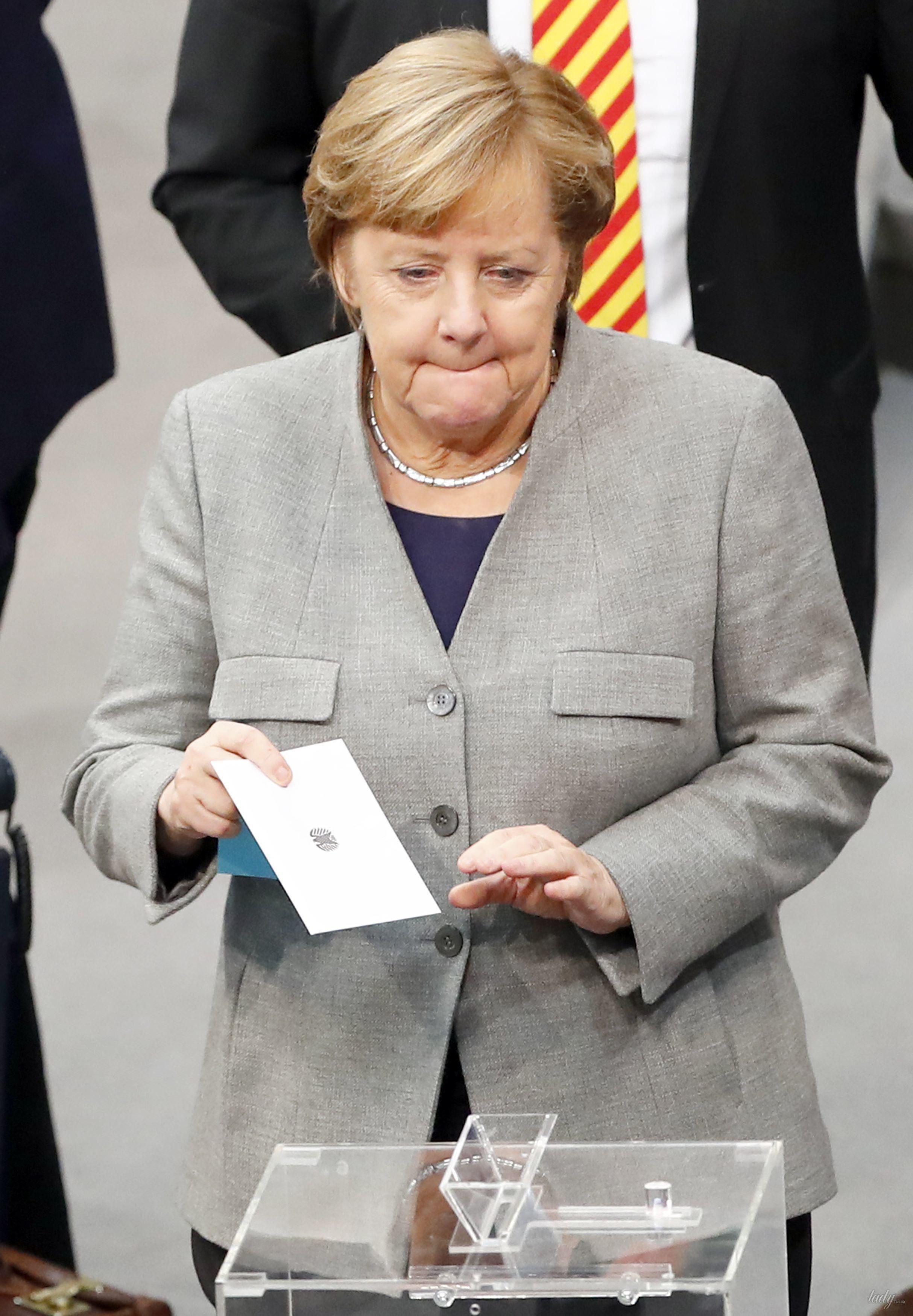 Ангела Меркель _2