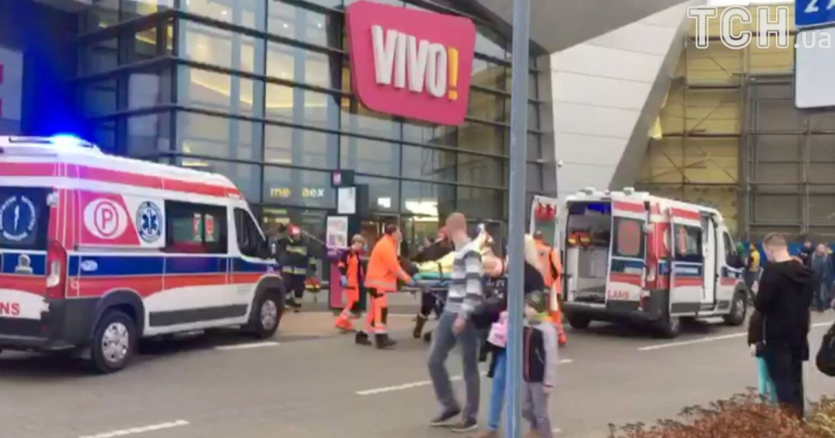 В Польше мужчина устроил кровавую резню в торговом центре