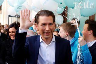 Канцлер Австрии в четвертый раз встретится с Путиным