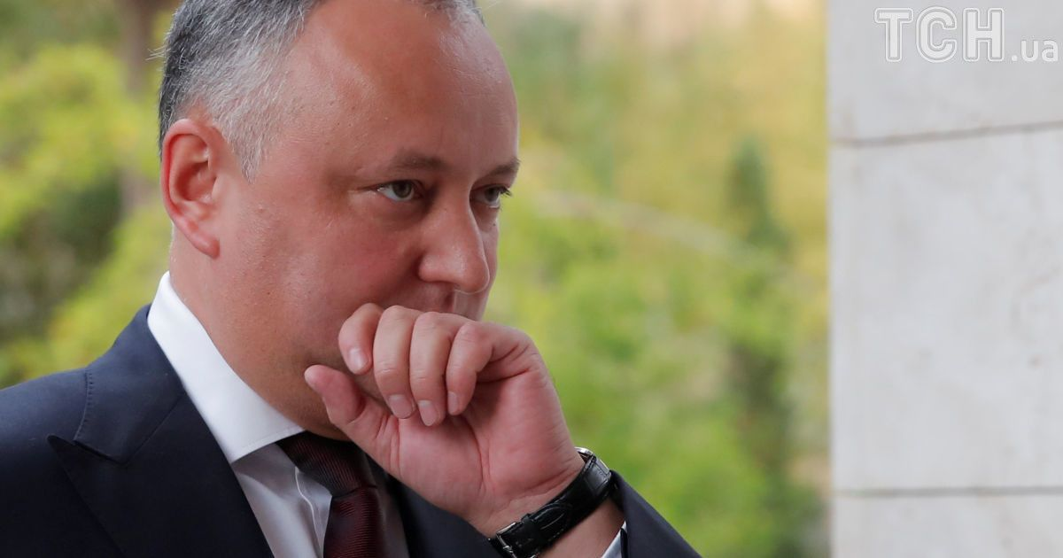 Додон пугает Молдову войной в случае объединения с Румынией