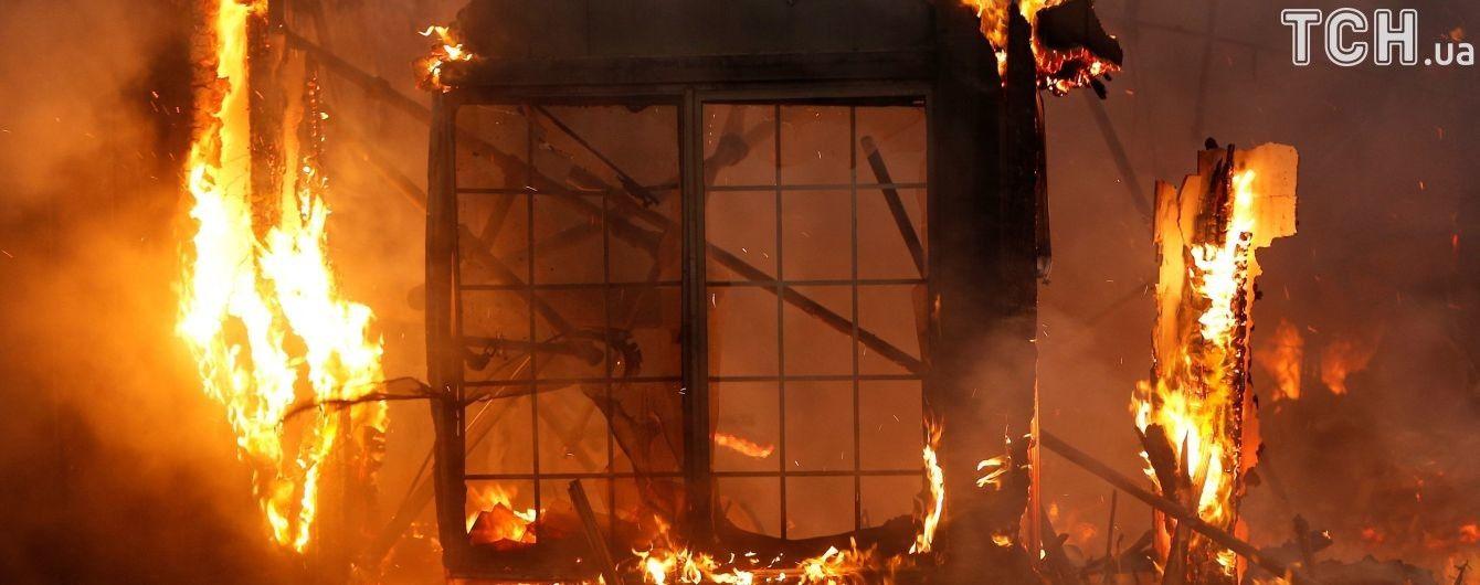 В США возросло количество погибших в результате лесных пожаров