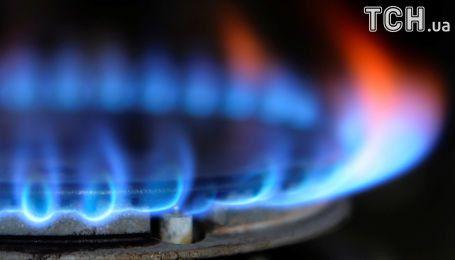 Україна майже заповнила сховища газу на опалювальний сезон
